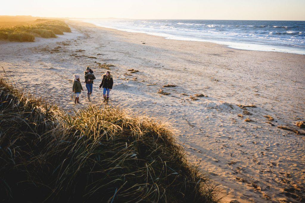 Norfolk Beach Family Photography
