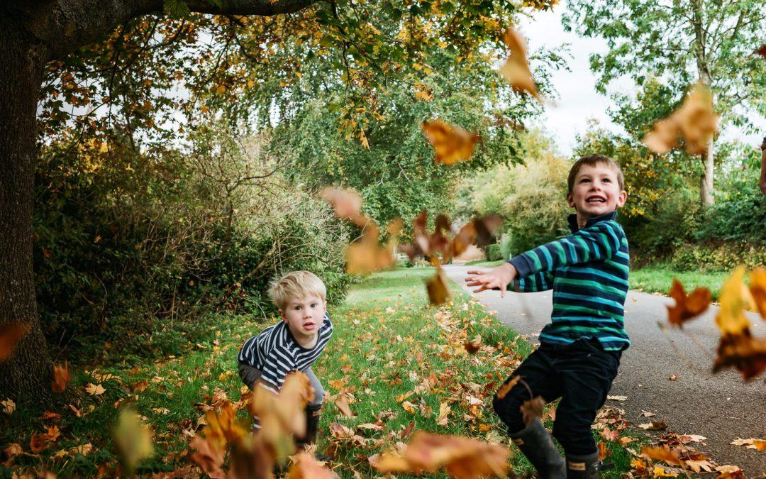 NORTHAMPTONSHIRE FAMILY PHOTOGRAPHER | JO, RUPERT, TOBY & RORY