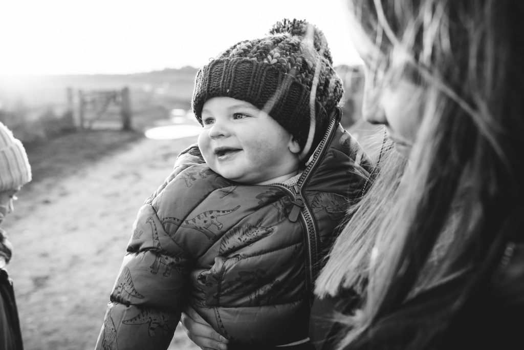 Natural Family Photographer in Norfolk