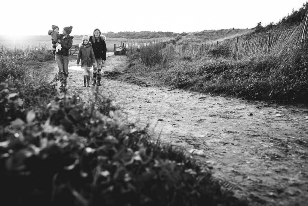 Natural Family Photography in Norfolk